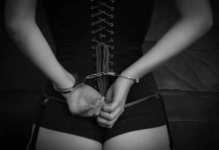 DOMINANT AND SUBMISSIVE